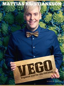 """Signerat ex av """"VEGO - Vegansk mat för alla tillfällen"""""""