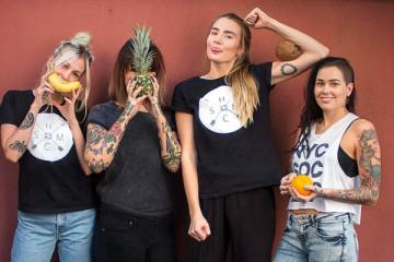 vegan café Stockholm