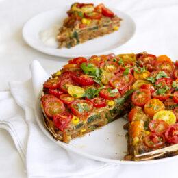 Vegetarisk Tortillapaj