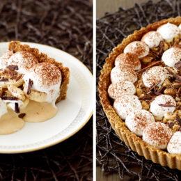 Banoffe pie – en dröm klädd i kola och choklad