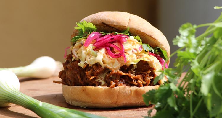 vegetariska hamburgare jävligt gott