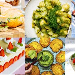10 vegetariska recept till studentfesten