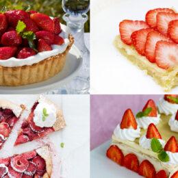 Fira nationaldagen med jordgubbar!