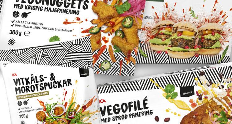 vegetarisk mat ica