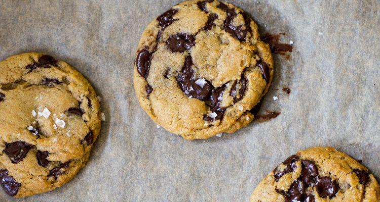 veganska cookies recept