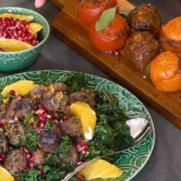 Två vegetariska favoriter med Hälsans kök Incredible Mince