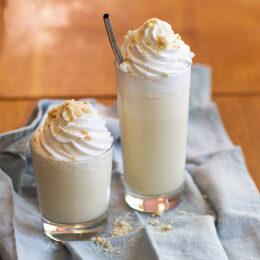 Semmel-milkshake