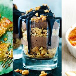 Fem veganska desserter till Alla hjärtans dag