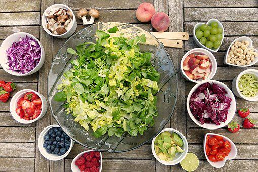 gå ner i vikt vegetarisk kost