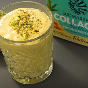 Mangolassi-smoothie