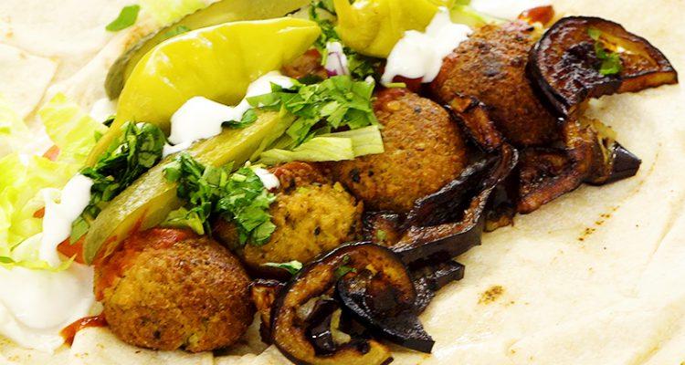 falafel tillbehör