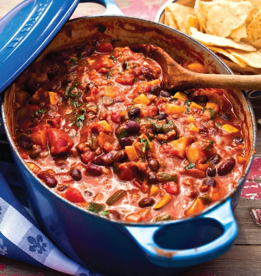 chili con carne chili sin carne